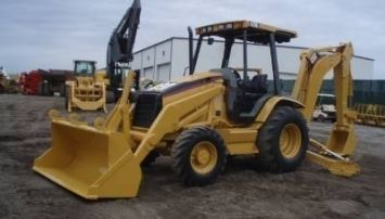 Caterpillar Backhoe Loader Parts | AGA Parts