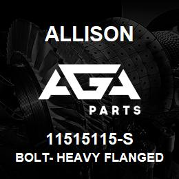 11515115-S Allison BOLT- HEAVY FLANGED HEX | AGA Parts