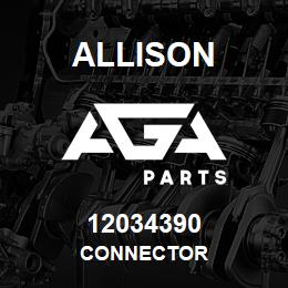 12034390 Allison CONNECTOR | AGA Parts