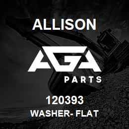 120393 Allison WASHER- FLAT | AGA Parts