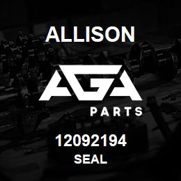 12092194 Allison SEAL | AGA Parts