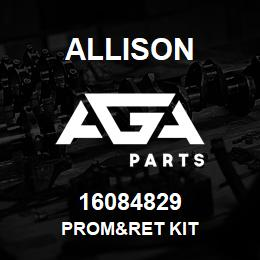 16084829 Allison PROM&RET KIT | AGA Parts