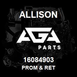 16084903 Allison PROM & RET | AGA Parts
