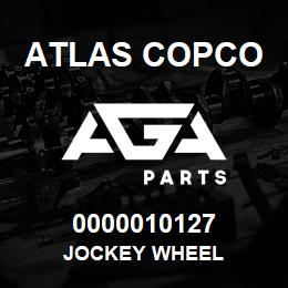 0000010127 Atlas Copco JOCKEY WHEEL | AGA Parts