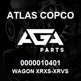 0000010401 Atlas Copco WAGON XRXS-XRVS | AGA Parts