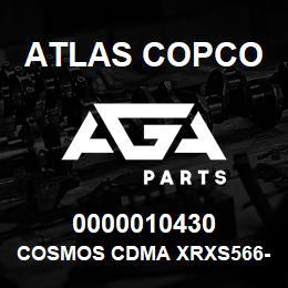 0000010430 Atlas Copco COSMOS CDMA XRXS566-XRVS606 C.D | AGA Parts