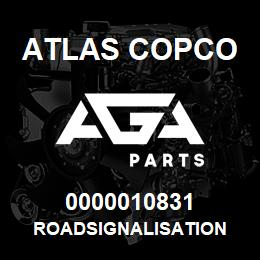 0000010831 Atlas Copco ROADSIGNALISATION | AGA Parts