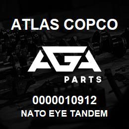 0000010912 Atlas Copco NATO EYE TANDEM | AGA Parts