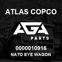 0000010916 Atlas Copco NATO EYE WAGON | AGA Parts