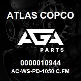 0000010944 Atlas Copco AC-WS-PD-1050 C.FM   AGA Parts