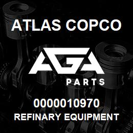 0000010970 Atlas Copco REFINARY EQUIPMENT | AGA Parts