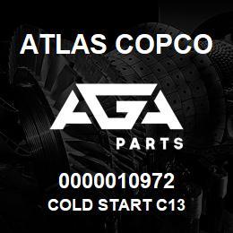 0000010972 Atlas Copco COLD START C13 | AGA Parts