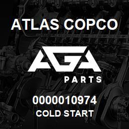 0000010974 Atlas Copco COLD START | AGA Parts