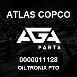 0000011128 Atlas Copco OILTRONIX PTO   AGA Parts