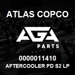 0000011410 Atlas Copco AFTERCOOLER PD S2 LP | AGA Parts