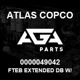 0000049042 Atlas Copco FTEB EXTENDED DB W/ JW S7 USA | AGA Parts