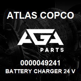 0000049241 Atlas Copco BATTERY CHARGER 24 V. BOX F | AGA Parts