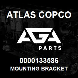 0000133586 Atlas Copco MOUNTING BRACKET | AGA Parts