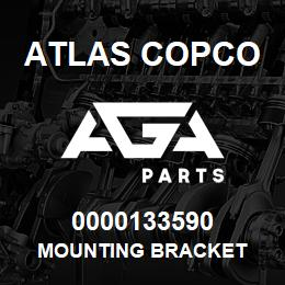 0000133590 Atlas Copco MOUNTING BRACKET | AGA Parts