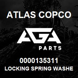 0000135311 Atlas Copco LOCKING SPRING WASHER | AGA Parts