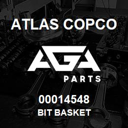 00014548 Atlas Copco BIT BASKET | AGA Parts