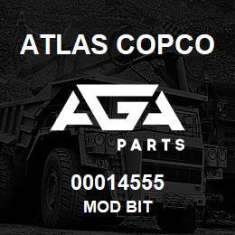 00014555 Atlas Copco MOD BIT | AGA Parts