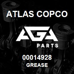00014928 Atlas Copco GREASE | AGA Parts