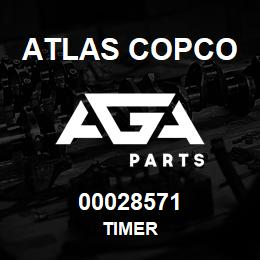 00028571 Atlas Copco TIMER | AGA Parts