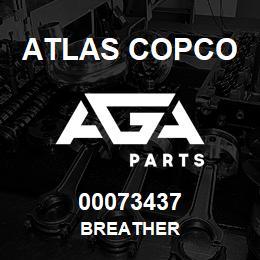 00073437 Atlas Copco BREATHER   AGA Parts