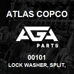00101 Atlas Copco LOCK WASHER, SPLIT, 3/4
