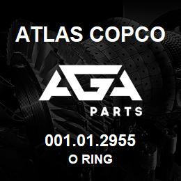 001.01.2955 Atlas Copco O RING | AGA Parts