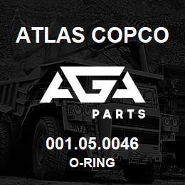 001.05.0046 Atlas Copco O-RING | AGA Parts