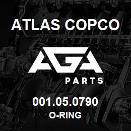 001.05.0790 Atlas Copco O-RING | AGA Parts