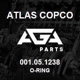 001.05.1238 Atlas Copco O-RING | AGA Parts