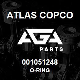 001051248 Atlas Copco O-RING | AGA Parts