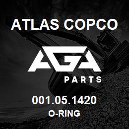 001.05.1420 Atlas Copco O-RING | AGA Parts