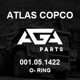 001.05.1422 Atlas Copco O- RING | AGA Parts