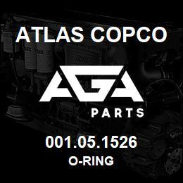 001.05.1526 Atlas Copco O-RING | AGA Parts