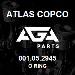 001.05.2945 Atlas Copco O RING | AGA Parts