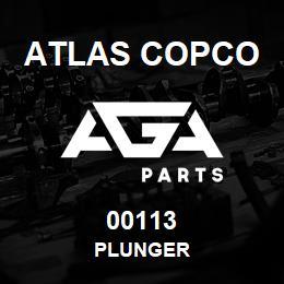 00113 Atlas Copco PLUNGER | AGA Parts