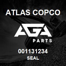 001131234 Atlas Copco SEAL | AGA Parts