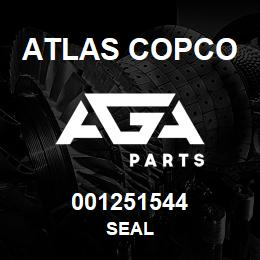 001251544 Atlas Copco SEAL | AGA Parts