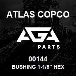 00144 Atlas Copco BUSHING 1-1/8