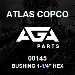 00145 Atlas Copco BUSHING 1-1/4