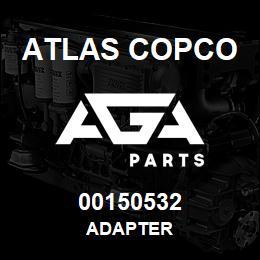 00150532 Atlas Copco ADAPTER | AGA Parts