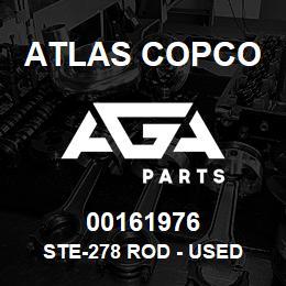 00161976 Atlas Copco STE-278 ROD - USED | AGA Parts