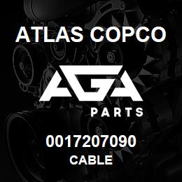 0017207090 Atlas Copco CABLE | AGA Parts