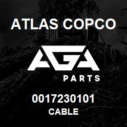 0017230101 Atlas Copco CABLE | AGA Parts