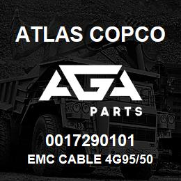 0017290101 Atlas Copco EMC CABLE 4G95/50   AGA Parts