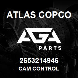 2653214946 Atlas Copco CAM CONTROL | AGA Parts